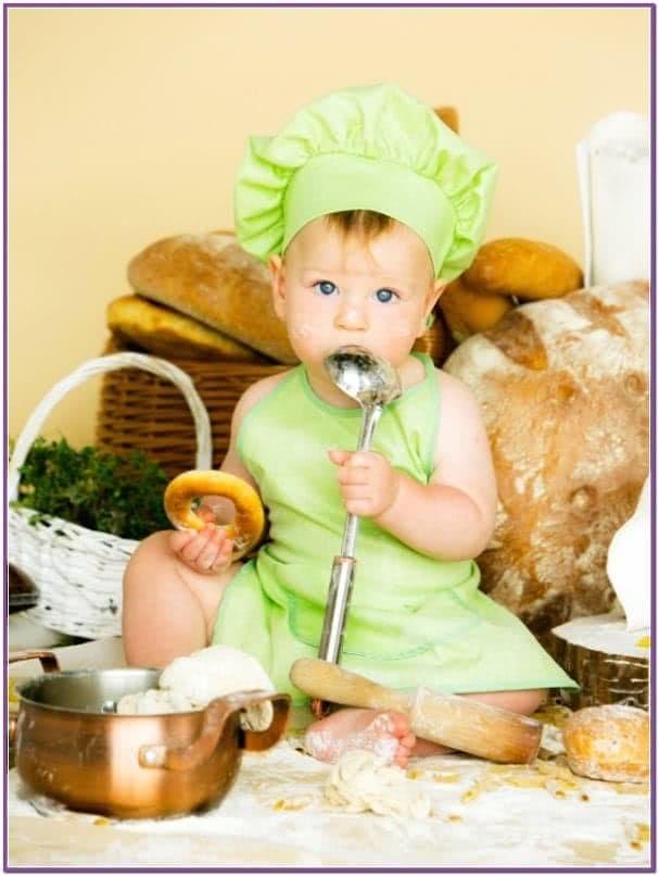 Детский костюм Маленького Повара