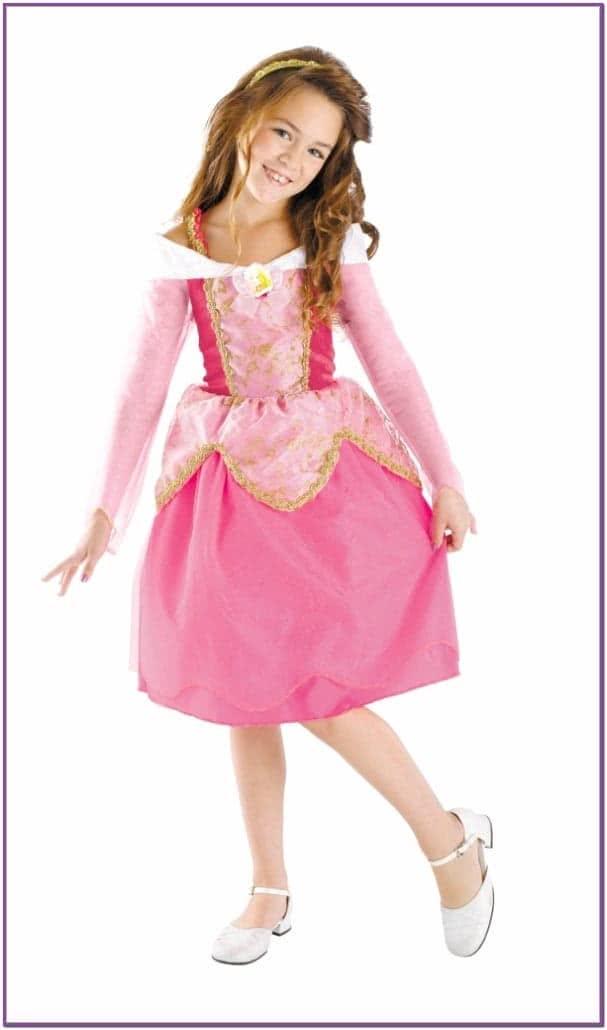 Детский костюм милой Авроры