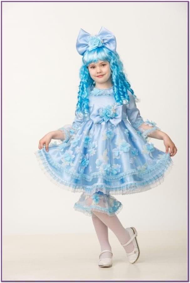 Детский костюм Милой Мальвины