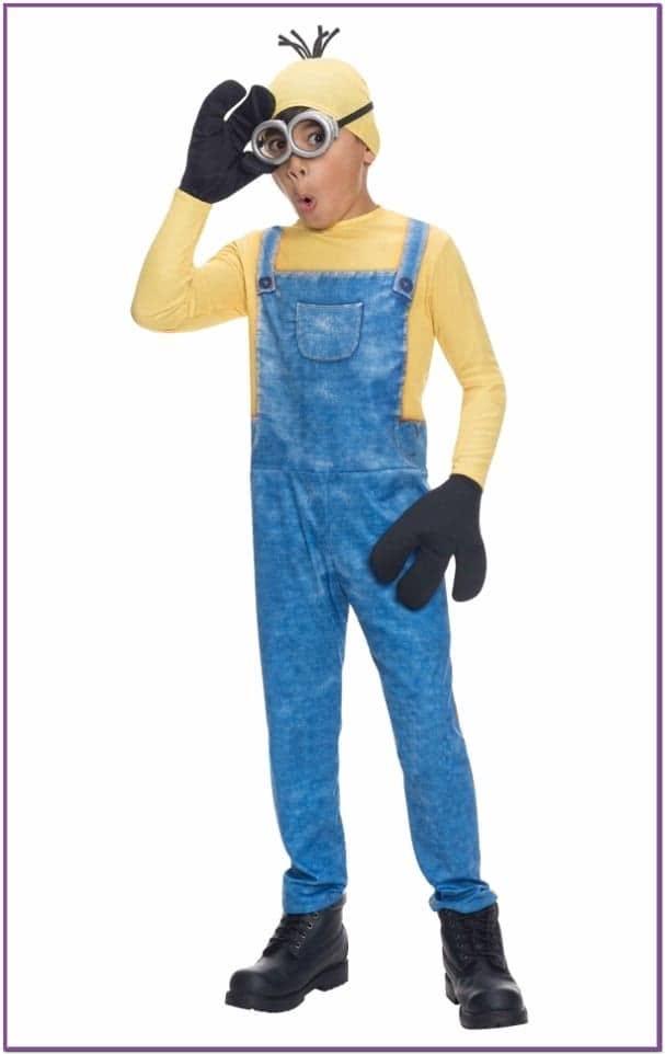 Детский костюм миньона Кевина