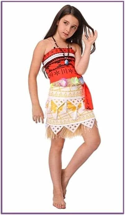 Детский костюм Моаны