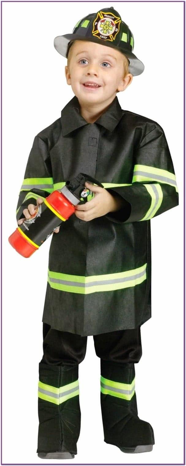 Детский костюм Начальника пожарных