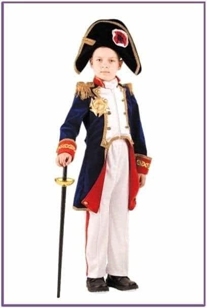 Детский костюм Наполеона
