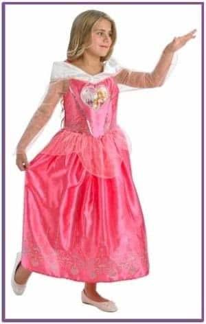 Детский костюм очаровательной Авроры