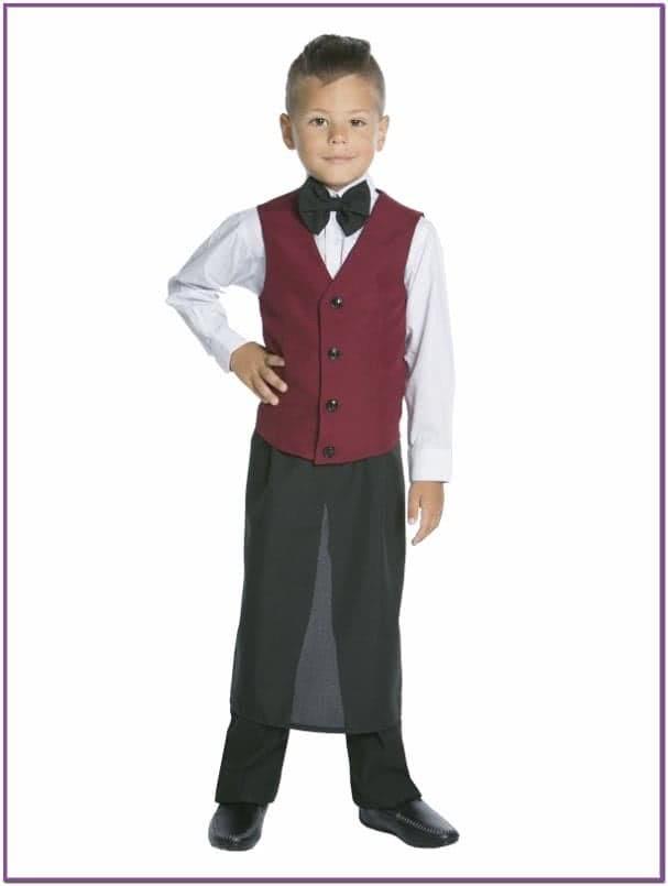 Детский костюм официанта