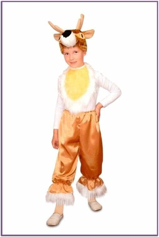 Детский костюм Олененка