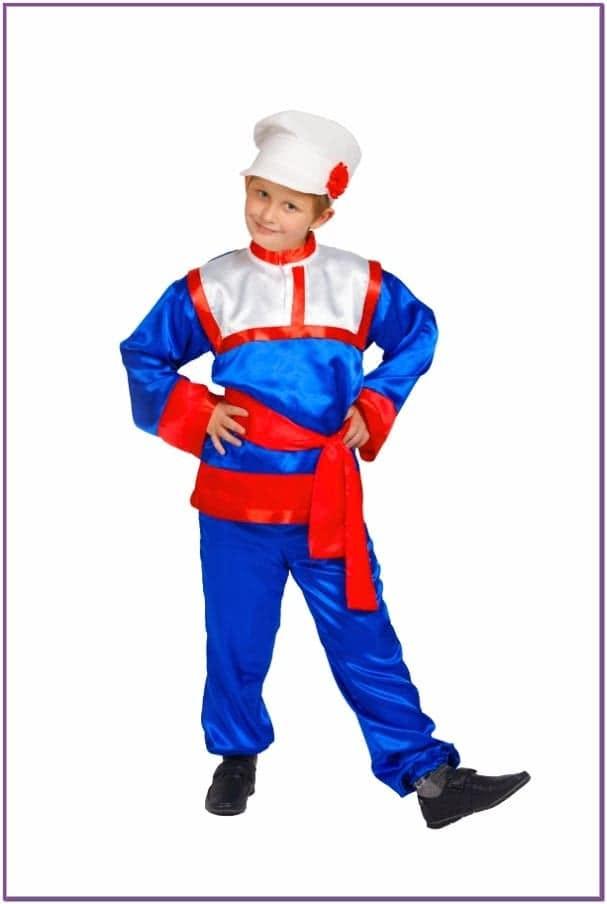 Детский костюм Патриота России