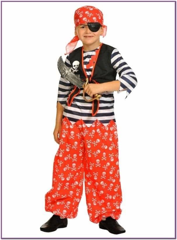 Детский костюм Пирата Роджера
