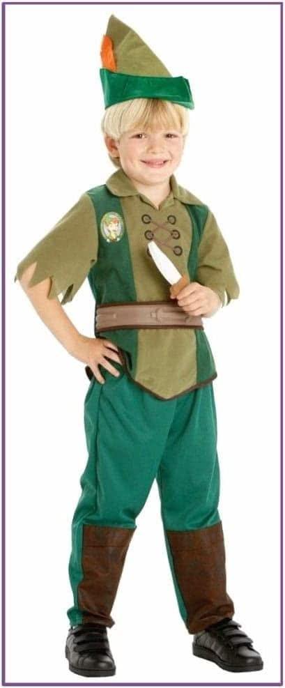 Детский костюм Питера Пэна