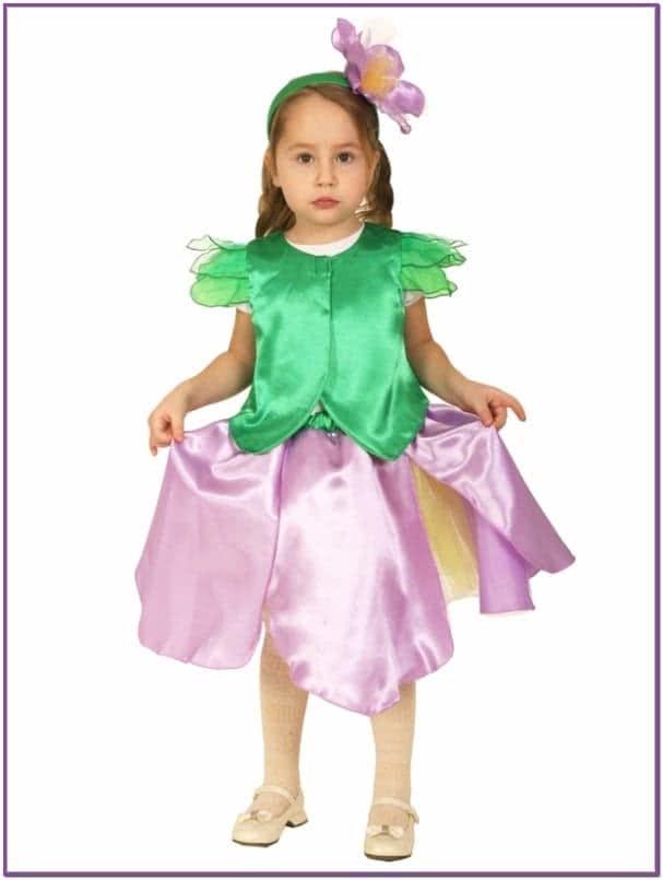 Детский костюм Подснежника