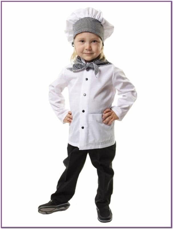 Детский костюм Повара