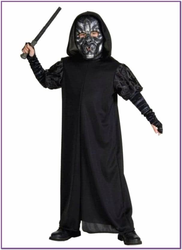 Детский костюм Пожирателя Смерти