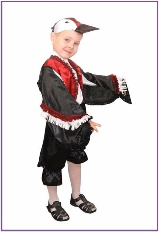 Детский костюм птенца Дятла