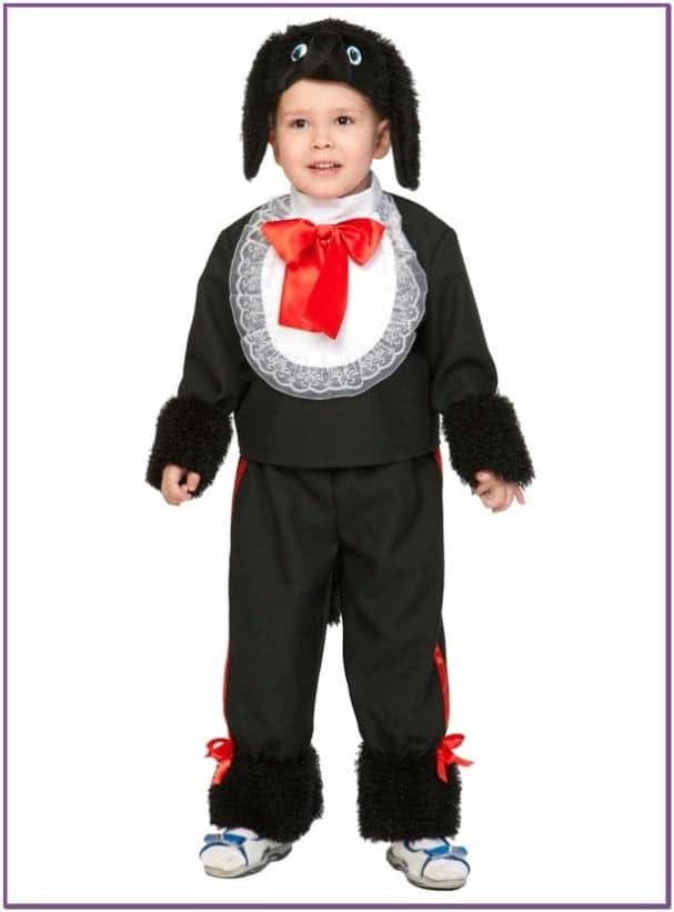 Детский костюм Пуделя Артемона