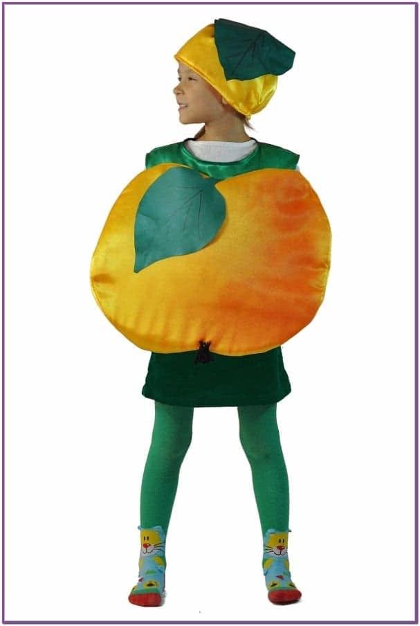 Детский костюм Румяного Яблока