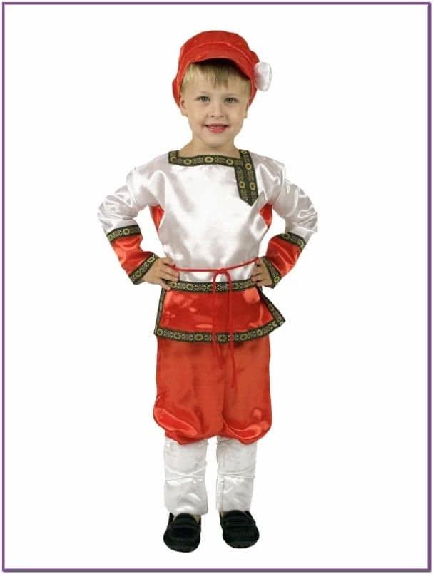 Детский костюм Русского Иванушки