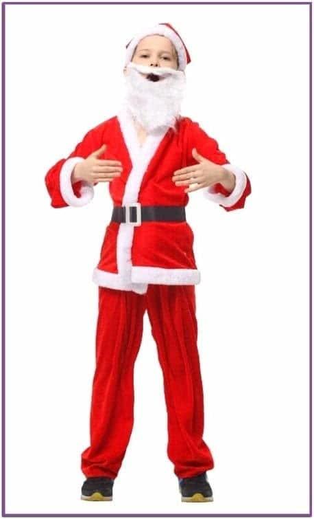Детский костюм Санта