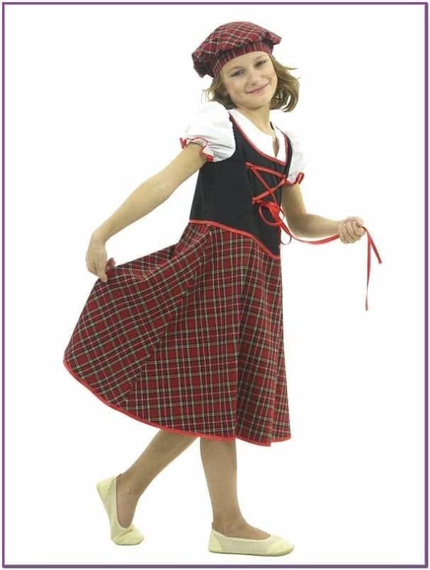 Детский костюм Шотландки