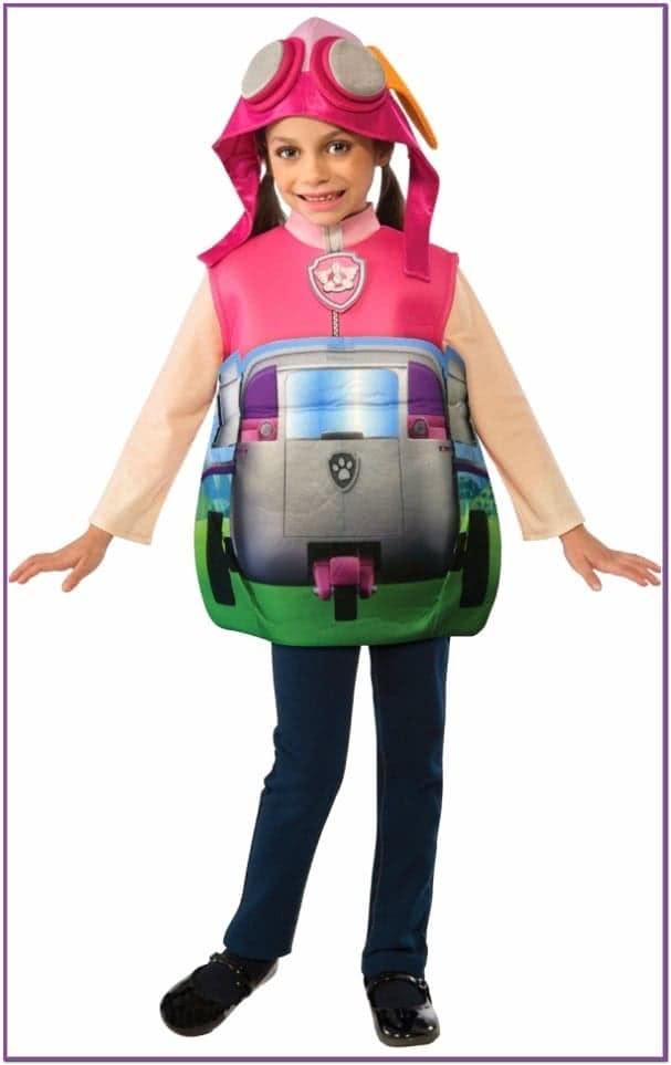 Детский костюм Скай из Щенячего Патруля