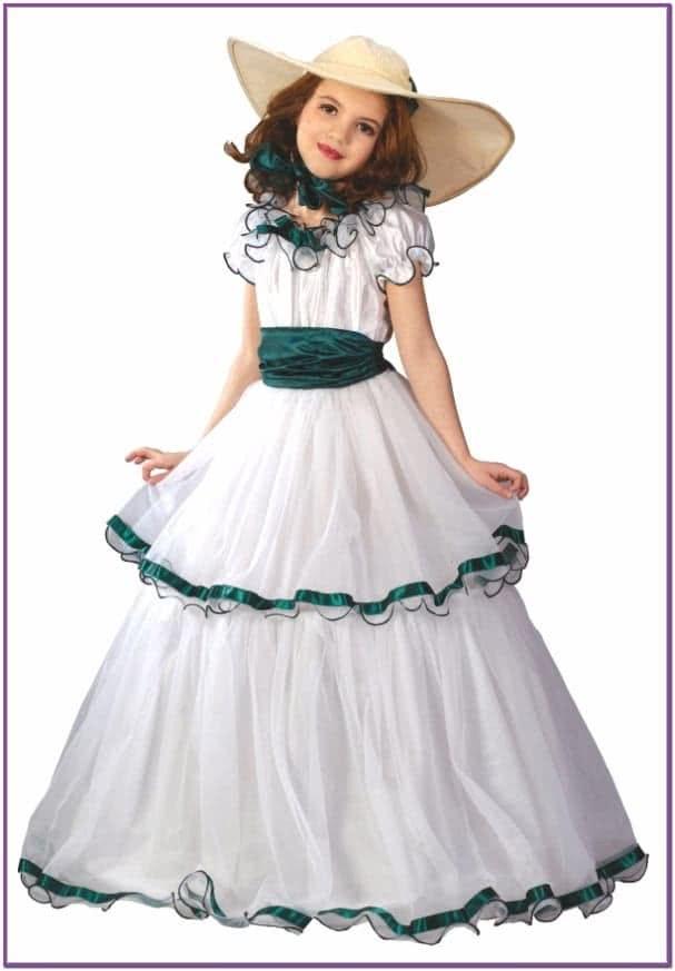 Детский костюм Скарлетт