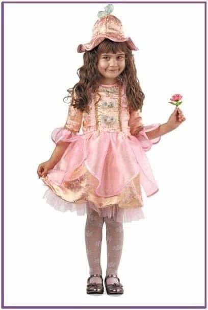 Детский костюм Сказочная Дюймовочка