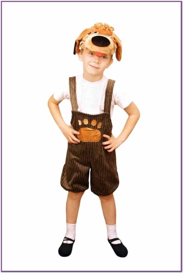 Детский костюм Собачки Барбоса
