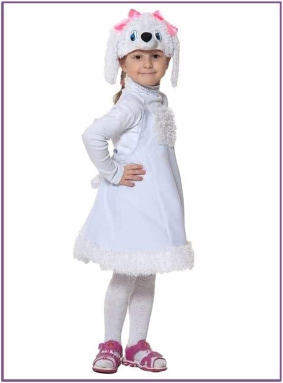 Детский костюм Собачки Пуделя