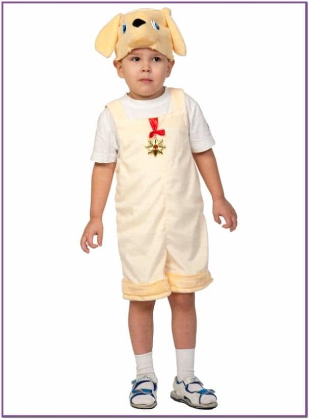 Детский костюм Собаки Лабрадора