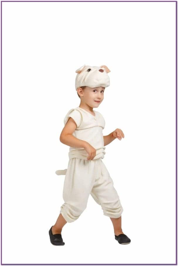 Детский костюм Собаки Шарпей