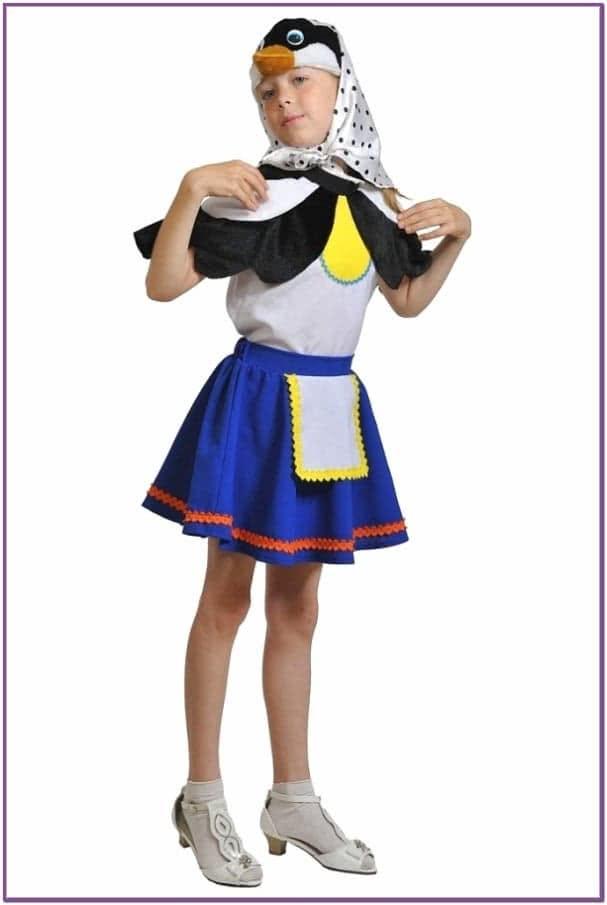 Детский костюм Сороки-Белобоки