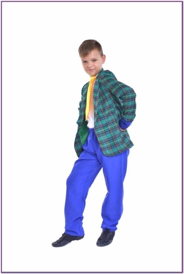 Детский костюм Стиляги