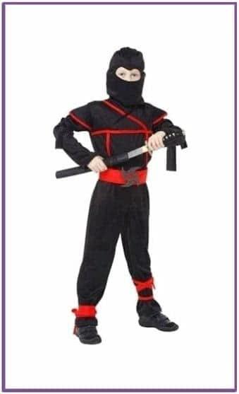 Детский костюм сумеречного ниндзя
