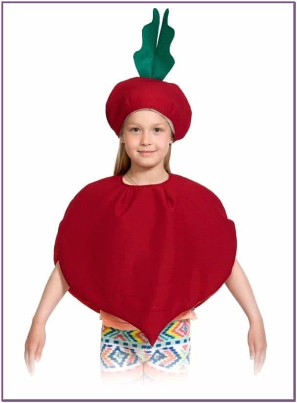 Детский костюм Свеклы