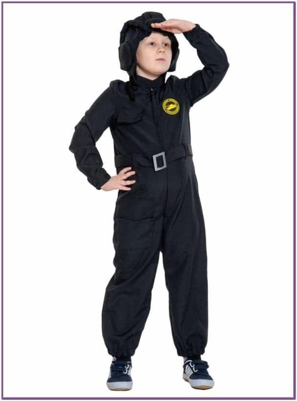 Детский костюм танкиста