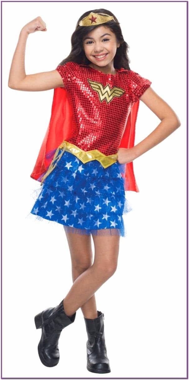 Детский костюм Вандервуман