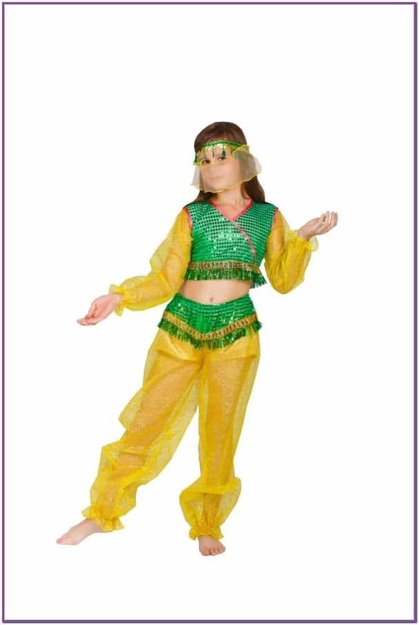 Детский костюм Восточной красавицы