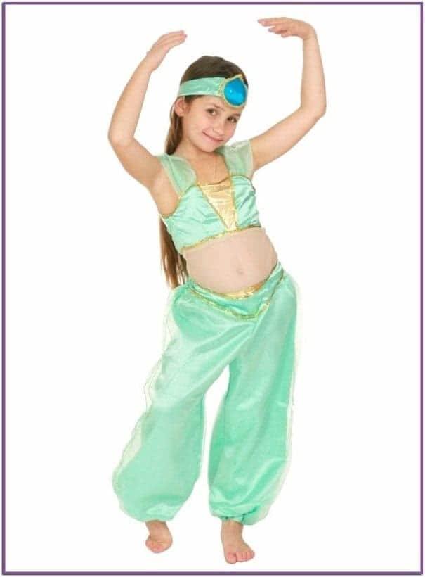 Детский костюм восточной Звезды
