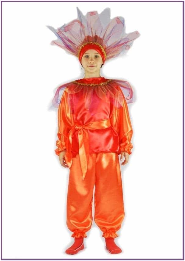Детский костюм яркого фонарика