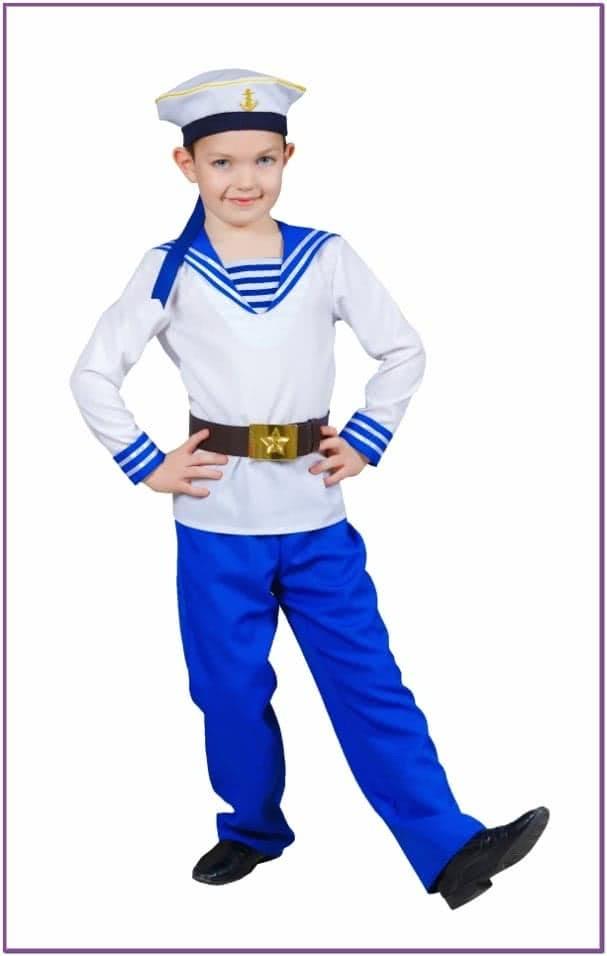 Детский костюм Юного Моряка