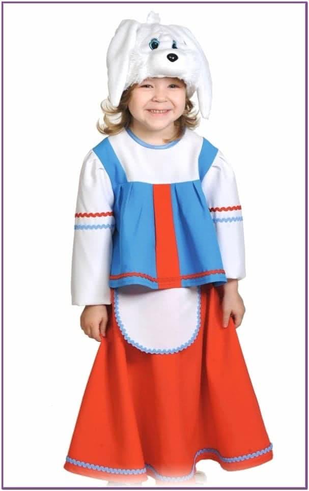 Детский костюм Зайки Хозяйки