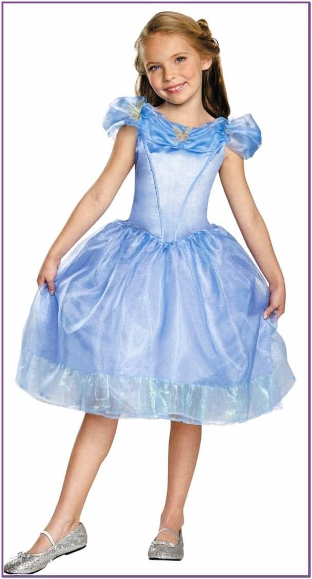 Детский костюм Золушки из фильма