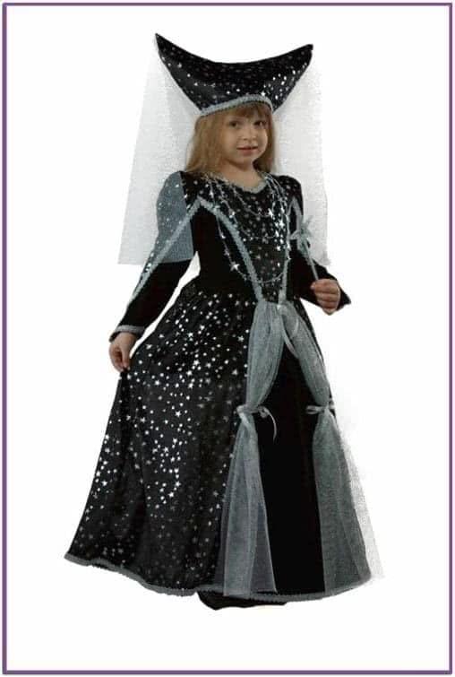 Детский костюм Звёздной Королевы