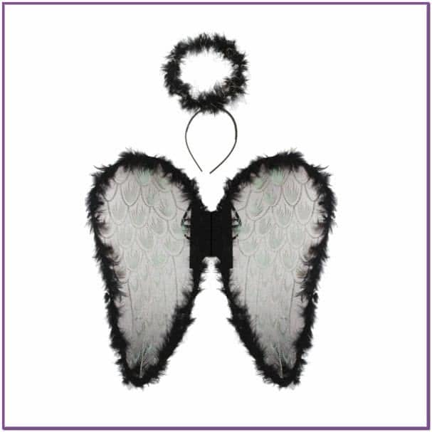 Детский набор Темный ангел