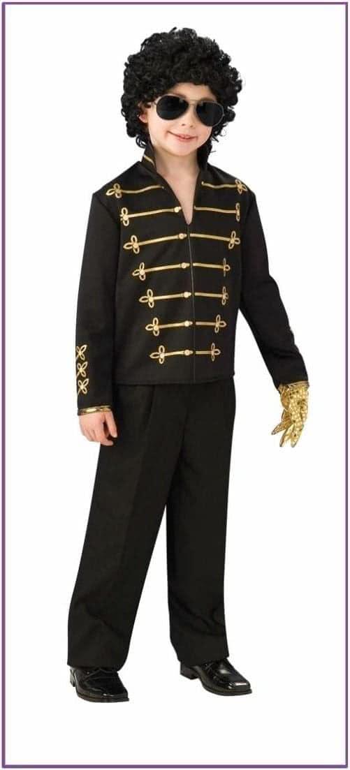 Детский пиджак Майкла Джексона