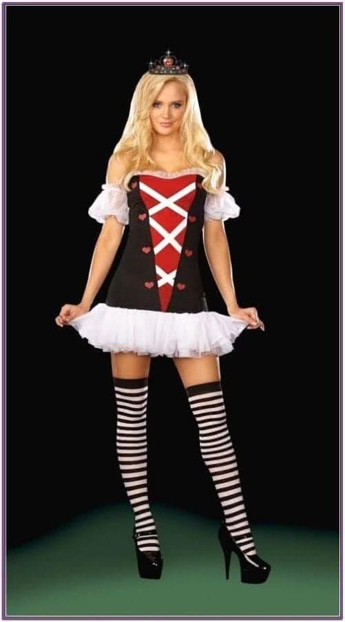 Двойной костюм Алисы