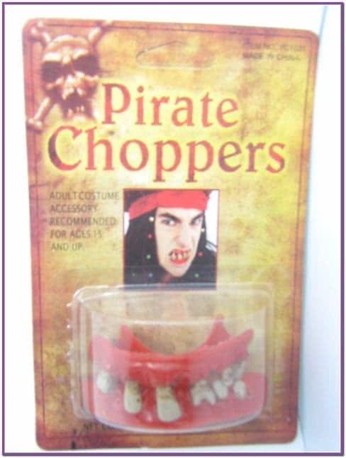 Гнилые зубы Пирата