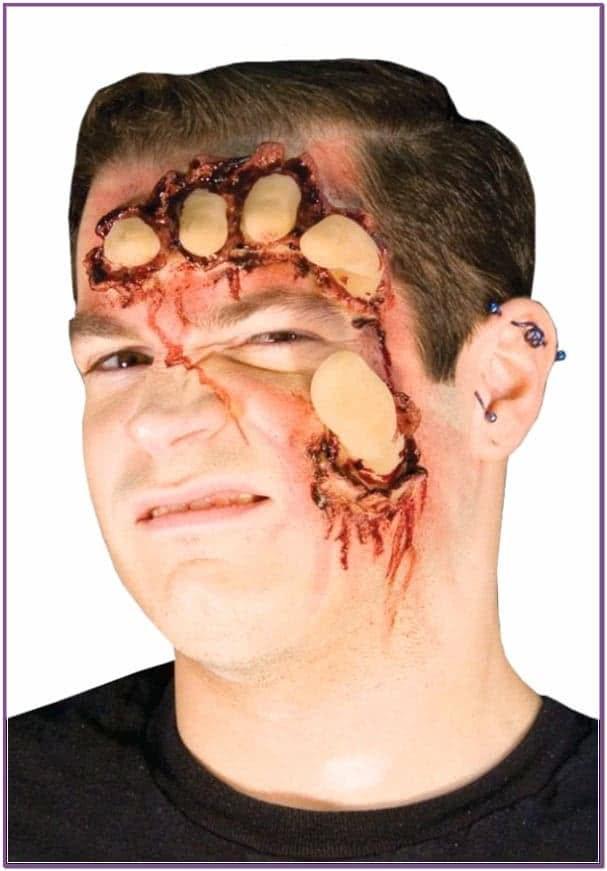 Грим-Рука из лица