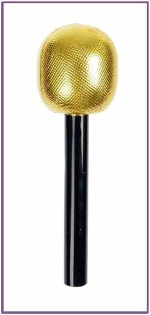 Игрушечный микрофон