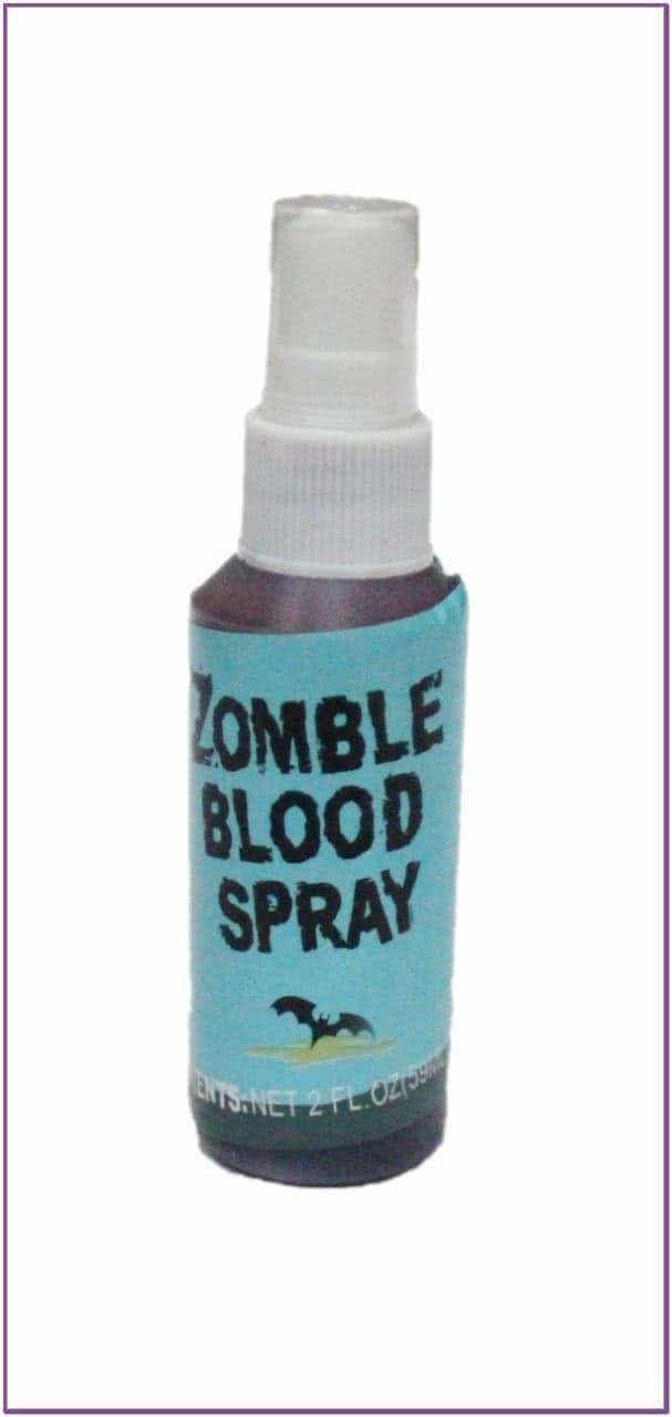 Искусственная кровь зомби