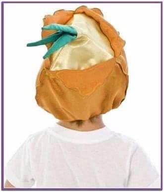 Карнавальная шапочка Лук